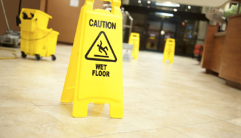 The Painful Truth About Slips, Trips and Falls